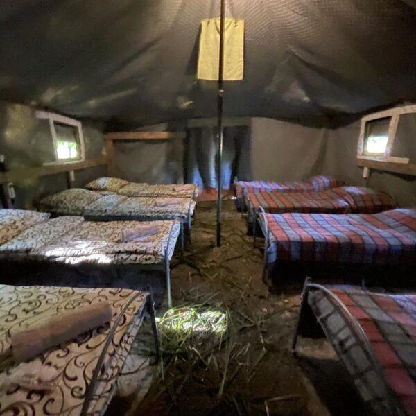 Палатка 701